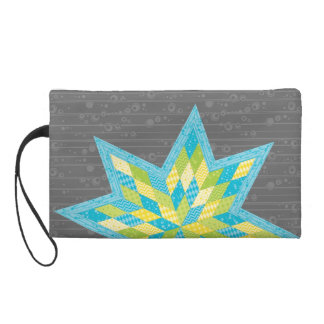 Morgan's Star Wristlet