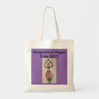 Morgantown Pagan Pride 2017 bag
