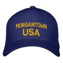 Morgantown USA Cap