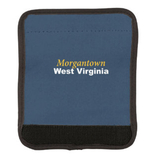 Morgantown, West Virginia Luggage Handle Wrap