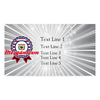 Morgantown, WV Double-Sided Standard Business Cards (Pack Of 100)