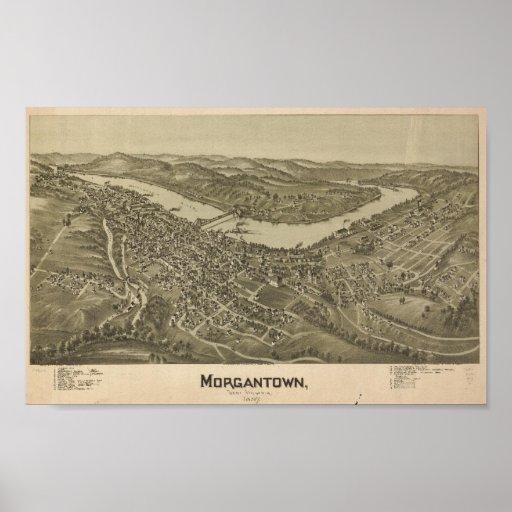 Morgantown, WV Póster