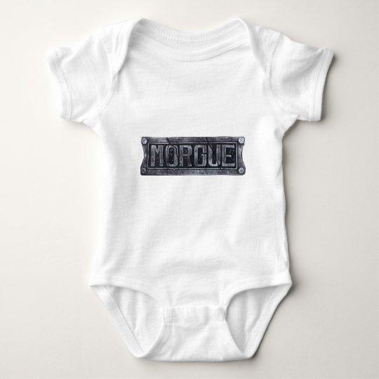 Morgue Baby Bodysuit
