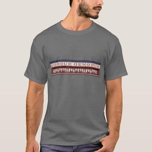 MORGUE GENGRUS concrete concrete concrete T-Shirt