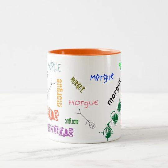 Morgue Mug