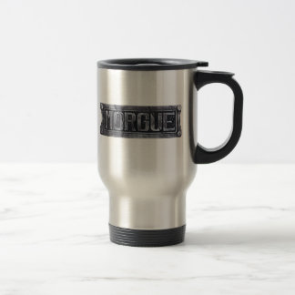Morgue 15 Oz Stainless Steel Travel Mug