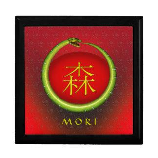 Mori Monogram Snake Gift Box
