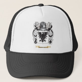 Moriarty Coat of Arms (Family Crest) Trucker Hat