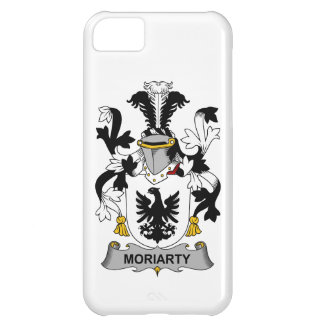 Moriarty Family Crest Case For iPhone 5C