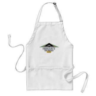 Moriarty New Mexico - Airport Runway Adult Apron