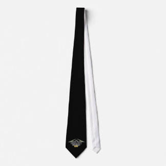 Moriarty New Mexico - Airport Runway Neck Tie