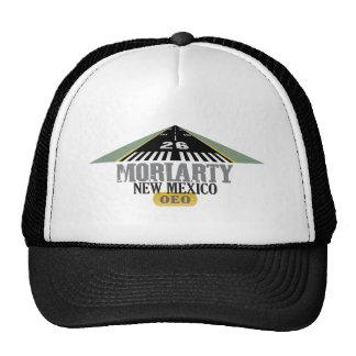 Moriarty New México - pista del aeropuerto Gorros Bordados
