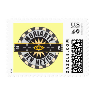 Moriarty OEO Timbre Postal