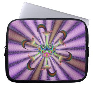 Moriche Bug with Anti-Virus Laptop Sleeve