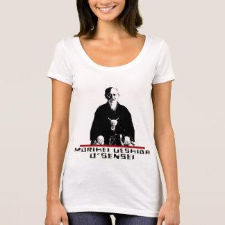 Morihei Ueshiba Aikido T-Shirt
