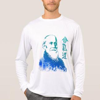 Morihei Ueshiba T-Shirt
