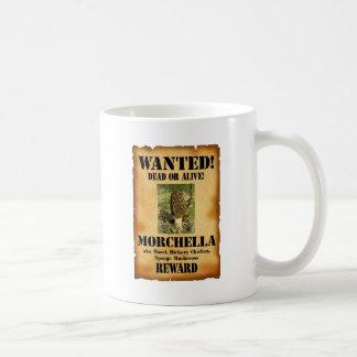 Morilla - poster querido taza clásica
