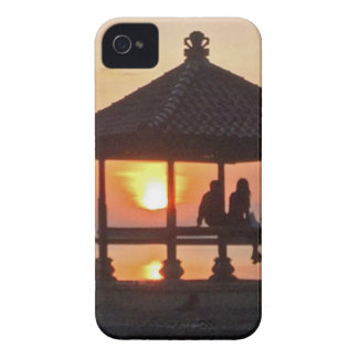 Moring in Bali Island iPhone 4 Case
