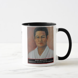 Morio Higaonna Mug