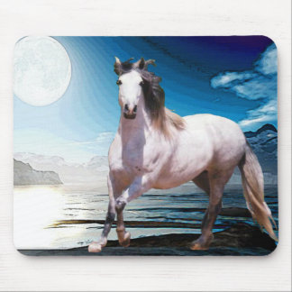 MORISCO IN MOONLIGHT MOUSE PAD