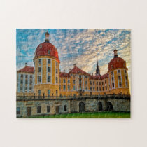 Moritz Castle Dresden Germany. Jigsaw Puzzle
