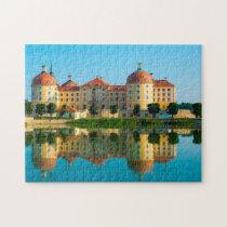 Moritz Castle Germany. Jigsaw Puzzle