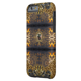 Morjianae Baroque Style Monogram Tough iPhone 6 Case
