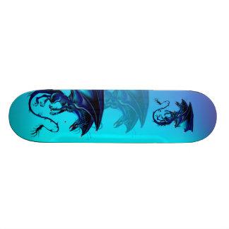 Morkeleb The Black Skateboard