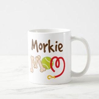 Morkie Dog Breed Mom Gift Coffee Mug