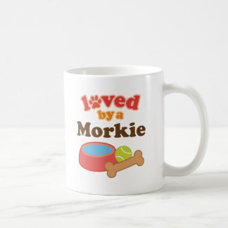 Morkie Dog Owner Gift Coffee Mug