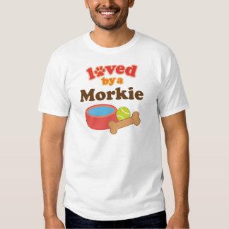 Morkie Dog Owner Gift T-shirt