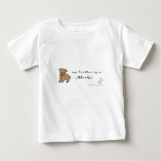 morkie - more breeds baby T-Shirt