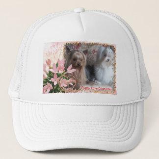 Morkie Parents Trucker Hat