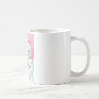 MORKIE SHELLY COFFEE MUG