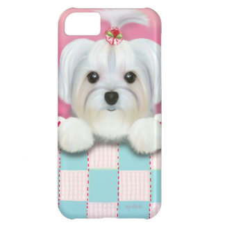 MORKIE SHELLY iPhone 5C CASE