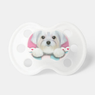 MORKIE SHELLY PACIFIER