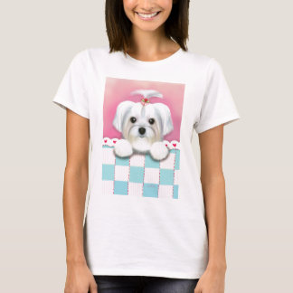 MORKIE SHELLY T-Shirt
