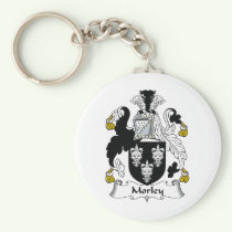 Morley Family Crest Keychain
