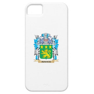 Morman Coat of Arms - Family Crest iPhone 5 Covers