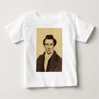 Morman Joseph Smith Jr. Portrait C.W. Carson 1879 Baby T-Shirt