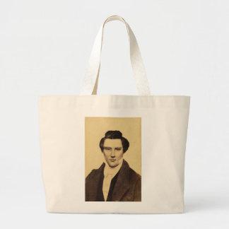 Morman Joseph Smith Jr. Portrait C.W. Carson 1879 Bag