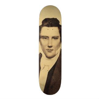 Morman Joseph Smith Jr. Portrait C.W. Carson 1879 Skate Decks
