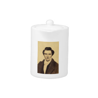 Morman Joseph Smith Jr. Portrait C.W. Carson 1879