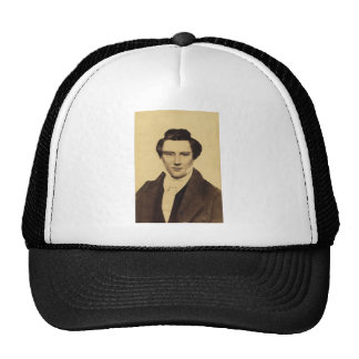 Morman Joseph Smith Jr. Portrait C.W. Carson 1879 Trucker Hat
