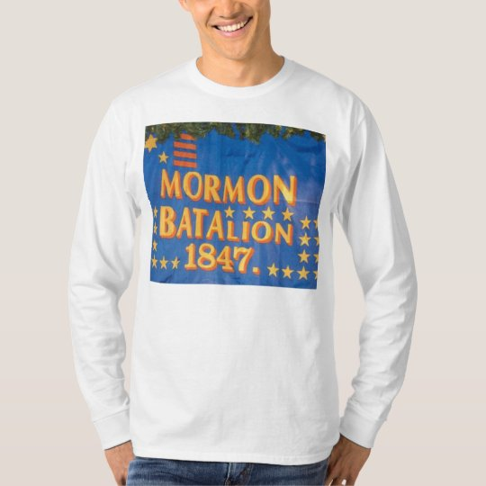 Mormon Batallion T-Shirt