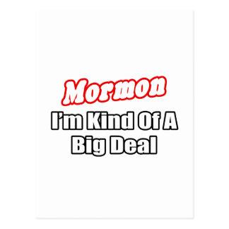 Mormon...Big Deal Postcards