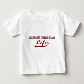 Mormon Christian Live Baby T-Shirt
