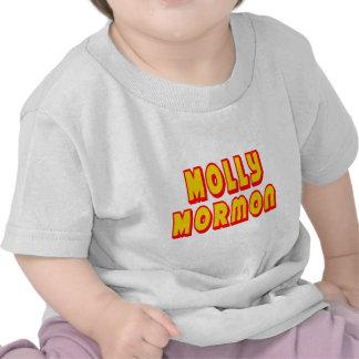 Mormón de Molly Camiseta
