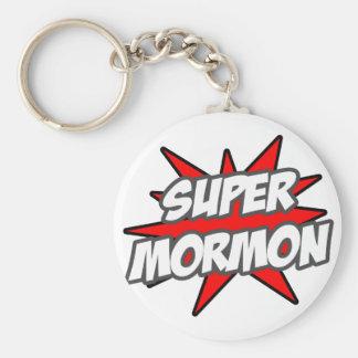 Mormón estupendo llavero personalizado