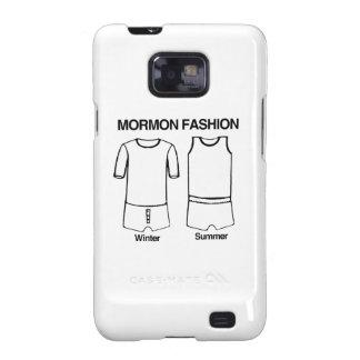 MORMÓN FASHION.png Samsung Galaxy S2 Carcasas